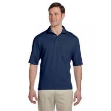 Jerzees 436P Pocket Polo