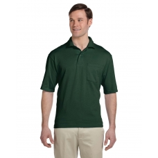 Jerzees 436P Pocket Polo