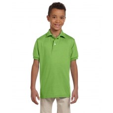 Jerzees 437Y Youth 50/50 Jersey Polo