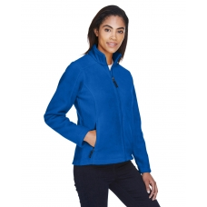 Core 365 78190 Ladies' Full Zip Fleece Jacket