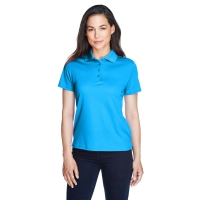 Core 365 78181 Ladies 100% Polyester Performance Polo