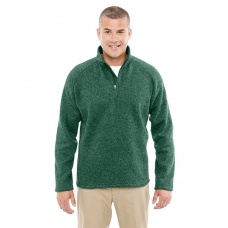 DG792 Devon & Jones Bristol Sweater 1/4 Zip Fleece