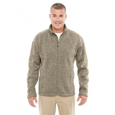 DG793 Devon & Jones Full Zip Bristol Sweater Fleece