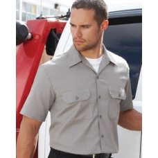 Dickies 1574 Mens Short Sleeve Industrial Work Shirt