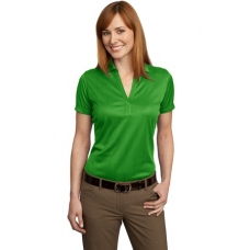 Port Authority L528 Ladies  Jaquard Performance Polo