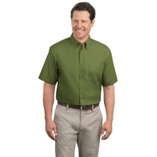 Port Authority - TLS508 Tall Short Sleeve Button Up