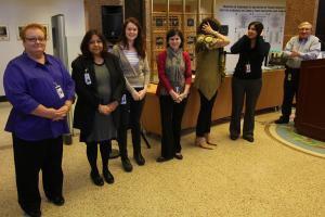 Employee Recognition Ceremony