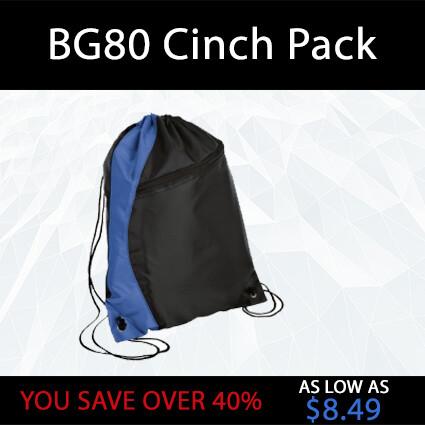 BG80 Cinch Pack