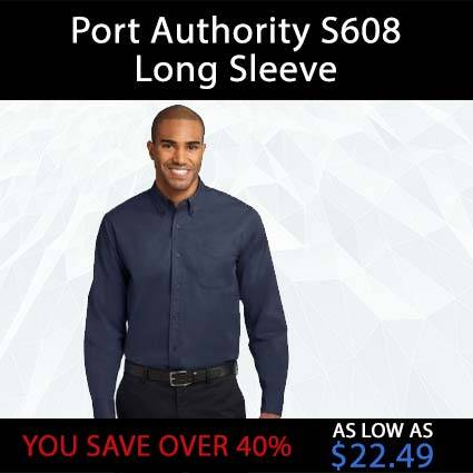 Port Authority S608 Long Sleeve