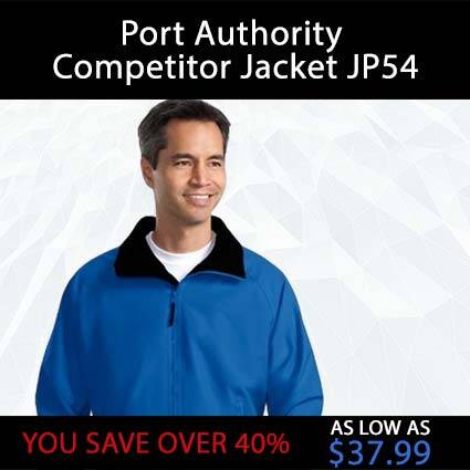 PortAuthority Competitor Jacket JP54