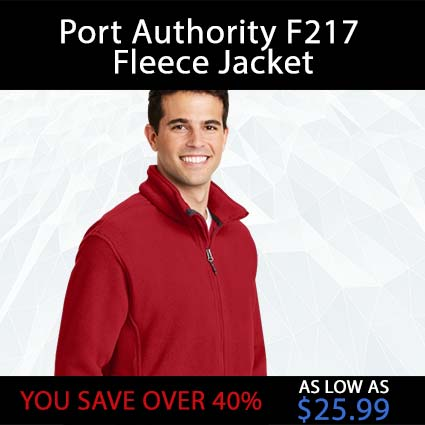 Port Authority F217 Fleece Jacket
